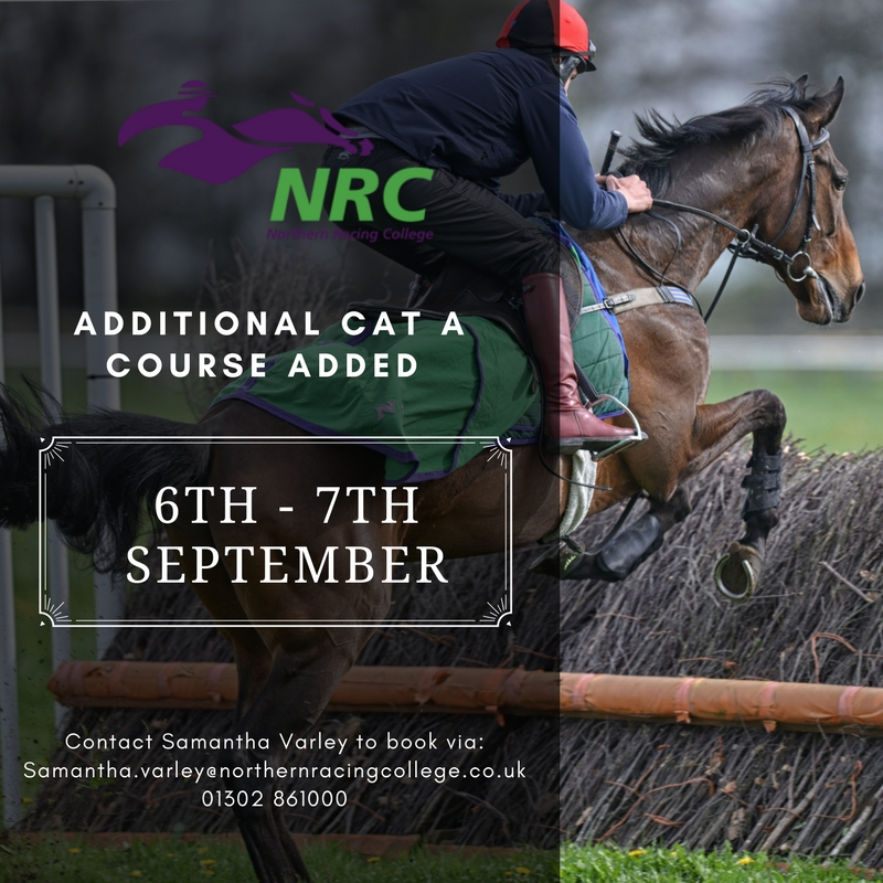 NRC Cat A Course ad